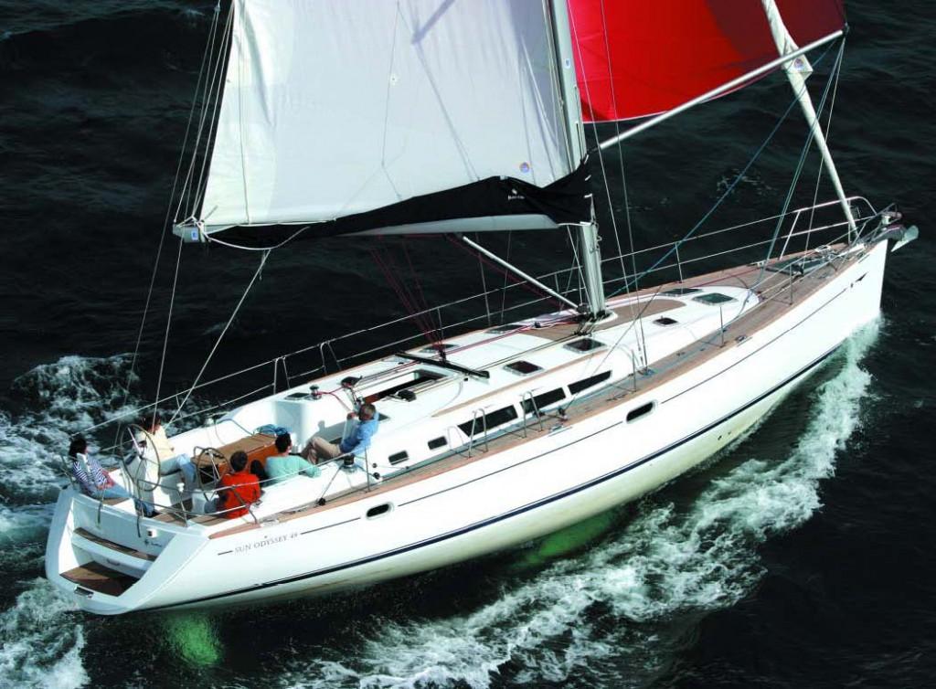 Navalia - Imbarcazione Sun Odyssey 49 1