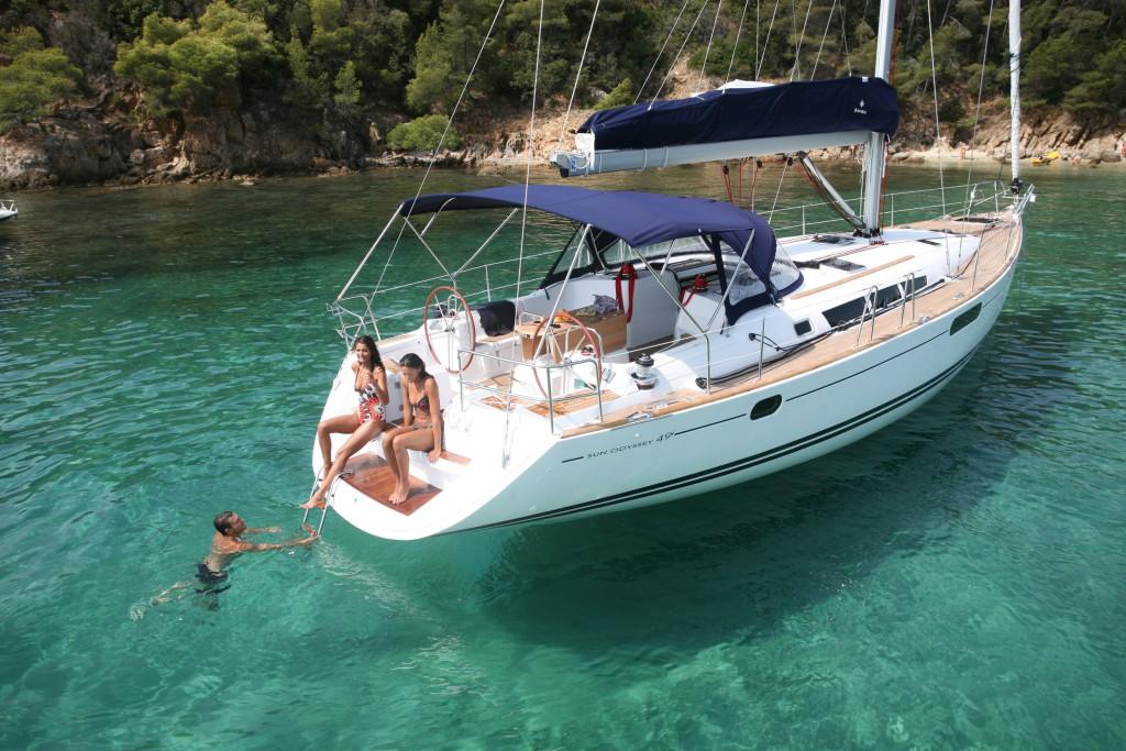 Navalia - Imbarcazione Sun Odyssey 49 2