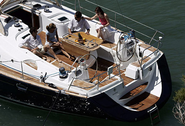 Navalia - Imbarcazione Sun Odyssey 49 3