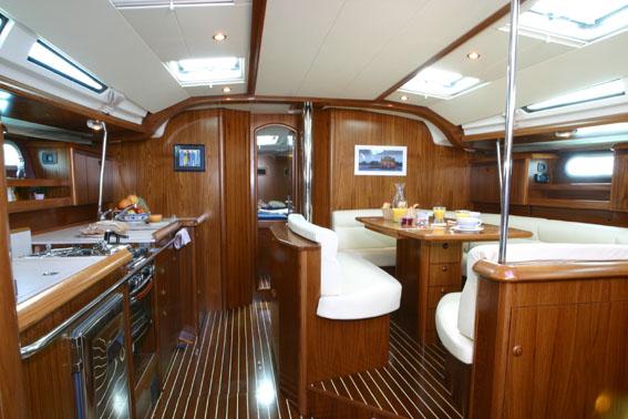 Navalia - Imbarcazione Sun Odyssey 49 5