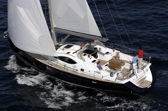 Navalia - Imbarcazione Sun Odyssey 49 DS 2