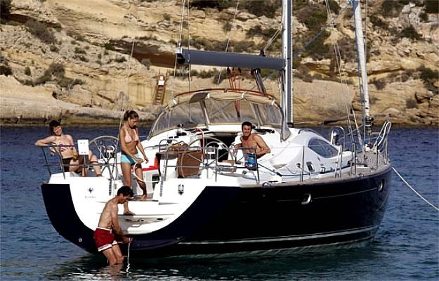 Navalia - Imbarcazione Sun Odyssey 49 DS 3