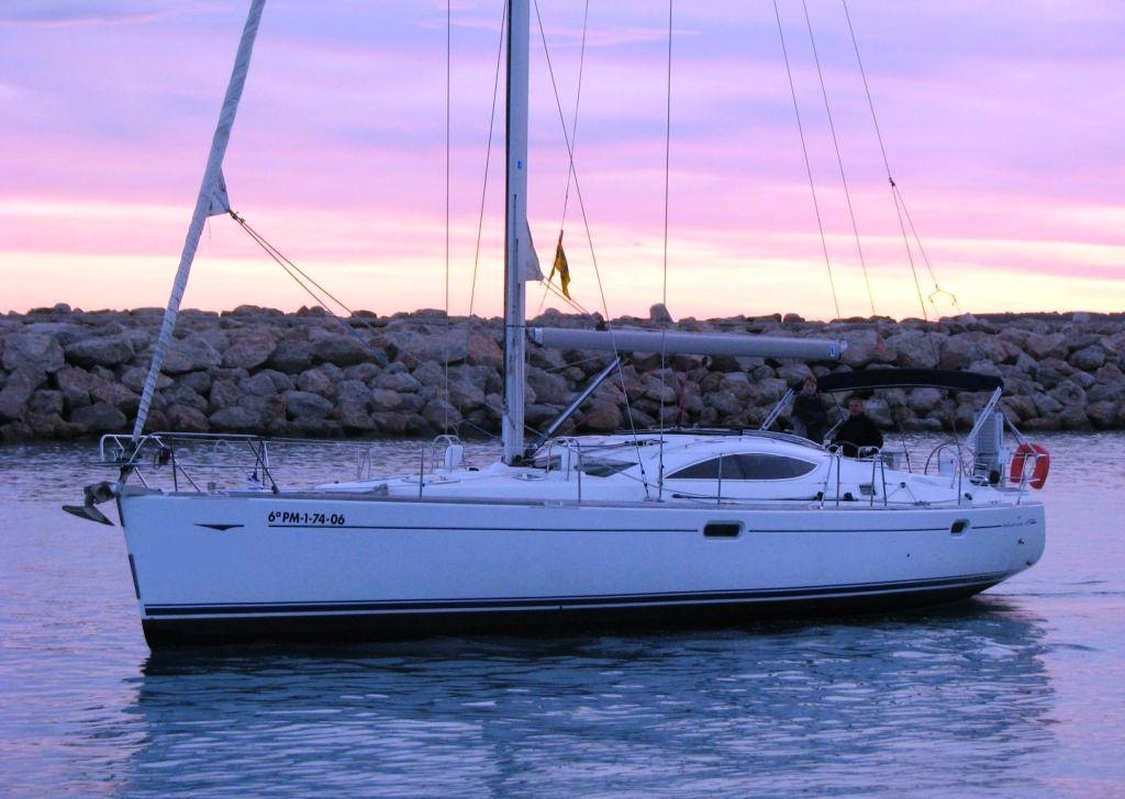 Navalia - Imbarcazione Sun Odyssey 49 DS 4