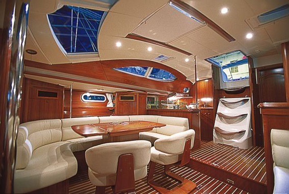 Navalia - Imbarcazione Sun Odyssey 49 DS 5