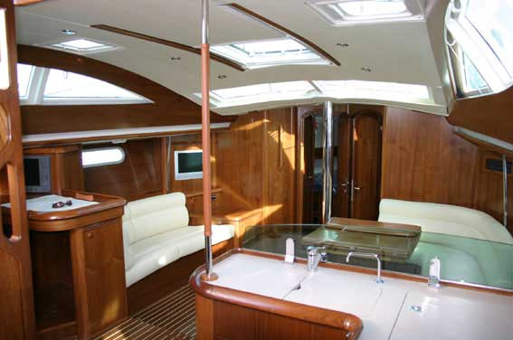 Navalia - Imbarcazione Sun Odyssey 49 DS 6