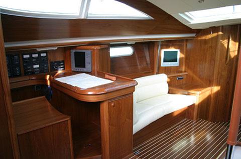 Navalia - Imbarcazione Sun Odyssey 49 DS 7