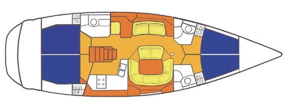Navalia - Imbarcazione Sun Odyssey 49 DS 9