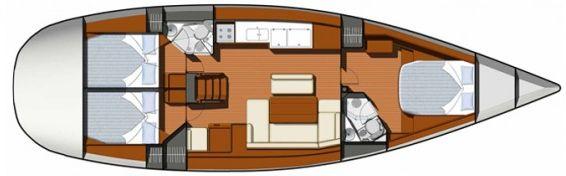 Navalia - Imbarcazione Sun Odyssey 49i 11