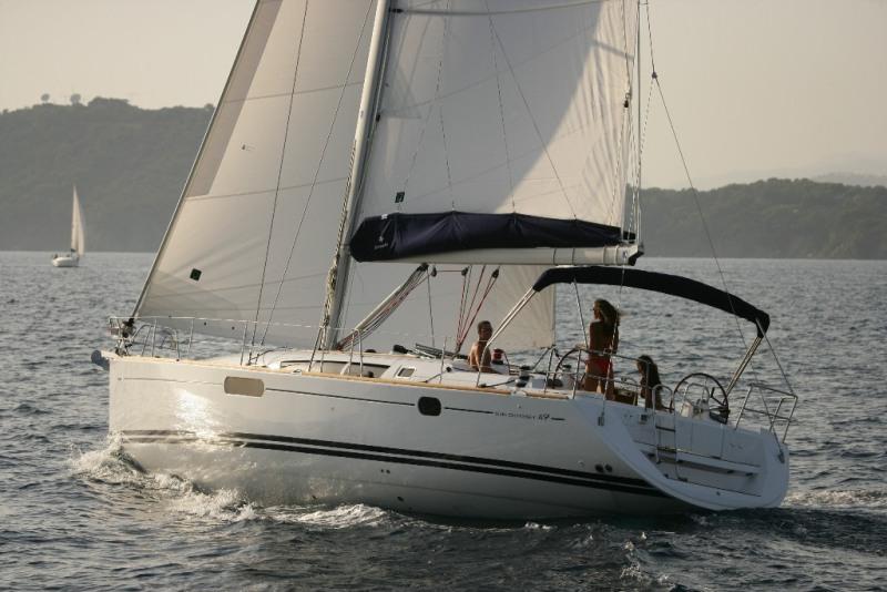 Navalia - Imbarcazione Sun Odyssey 49i 2