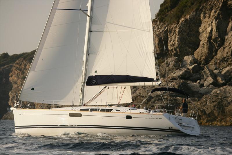 Navalia - Imbarcazione Sun Odyssey 49i 3