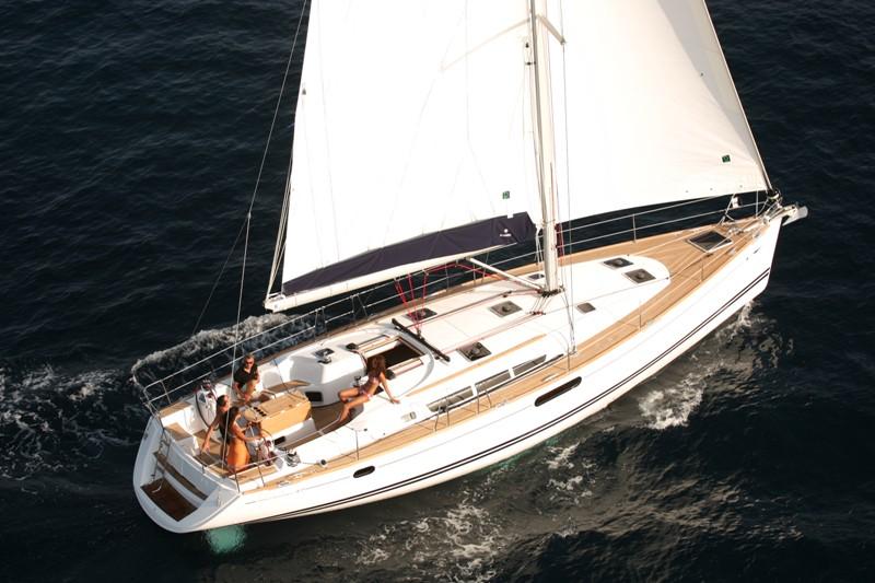 Navalia - Imbarcazione Sun Odyssey 49i 4