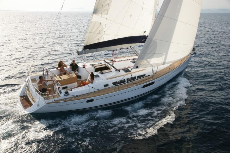 Navalia - Imbarcazione Sun Odyssey 49i 1