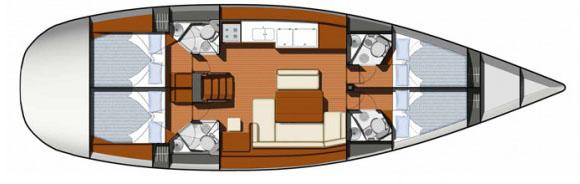 Navalia - Imbarcazione Sun Odyssey 49i 10