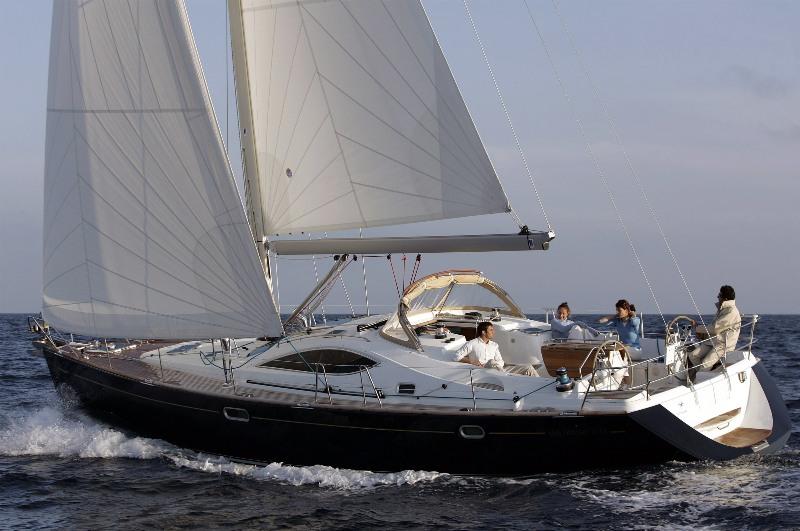 Navalia - Imbarcazione Sun Odyssey 50 DS 1