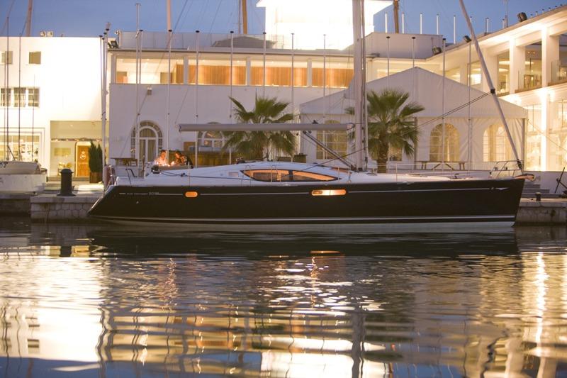 Navalia - Imbarcazione Sun Odyssey 50 DS 4