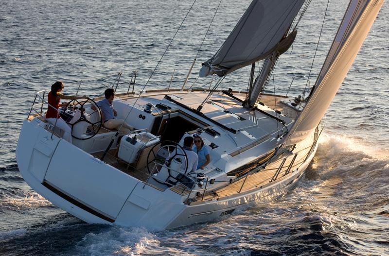 Navalia - Imbarcazione Sun Odyssey 509 1