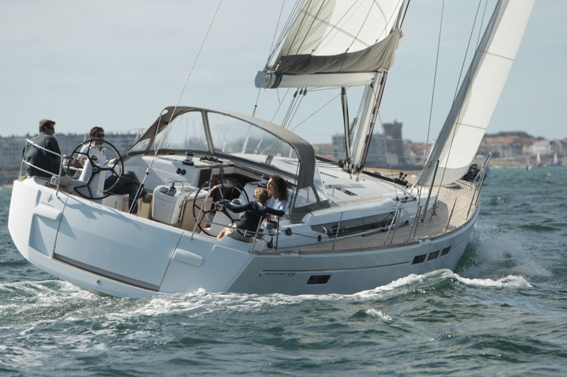 Navalia - Imbarcazione Sun Odyssey 509 2