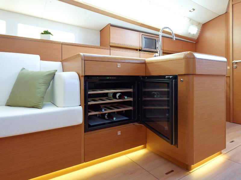 Navalia - Imbarcazione Sun Odyssey 509 7