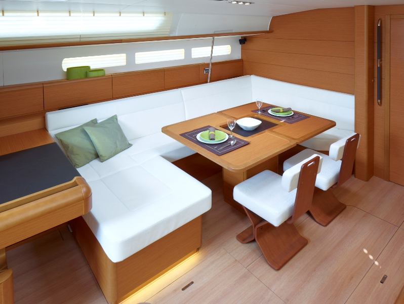 Navalia - Imbarcazione Sun Odyssey 509 8
