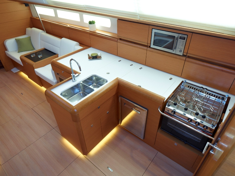 Navalia - Imbarcazione Sun Odyssey 509 9