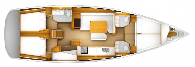Navalia - Imbarcazione Sun Odyssey 519 13