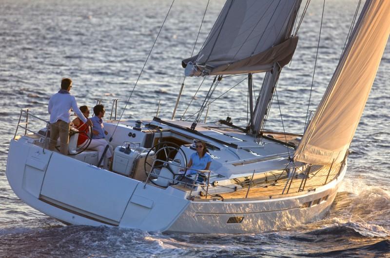 Navalia - Imbarcazione Sun Odyssey 519 2