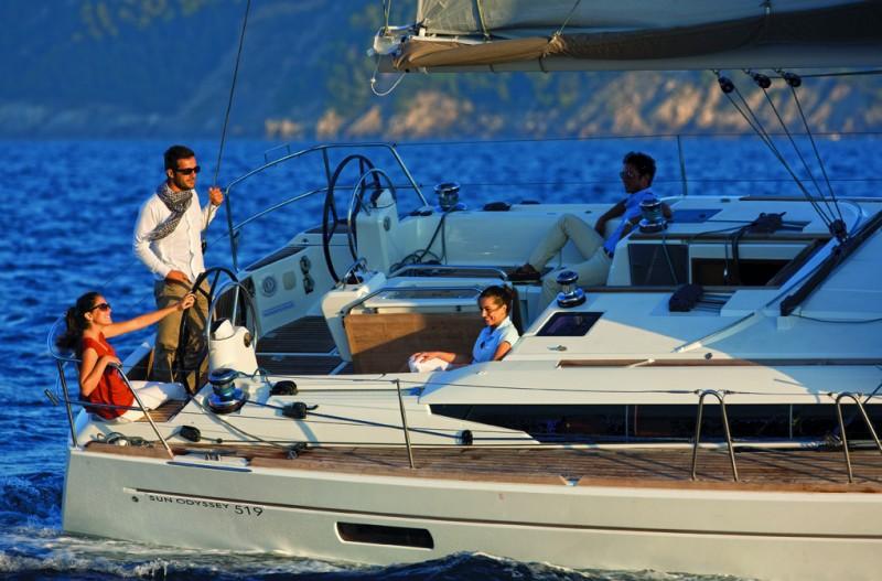 Navalia - Imbarcazione Sun Odyssey 519 5