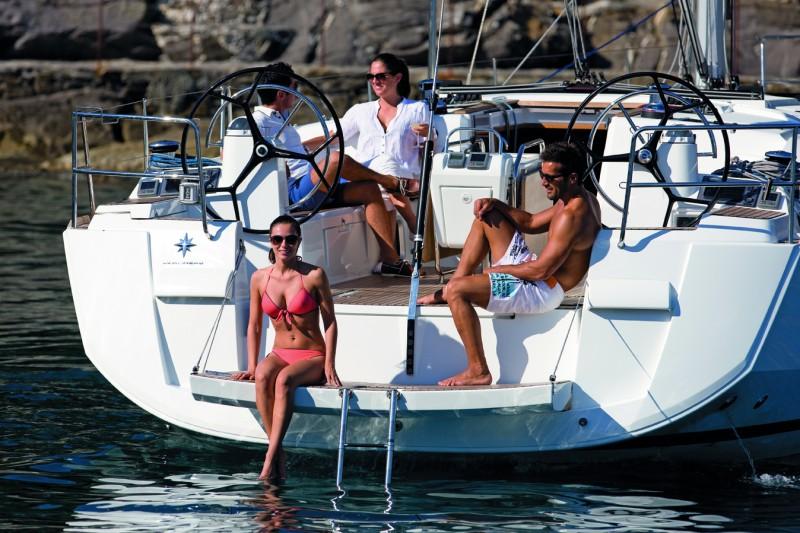Navalia - Imbarcazione Sun Odyssey 519 6