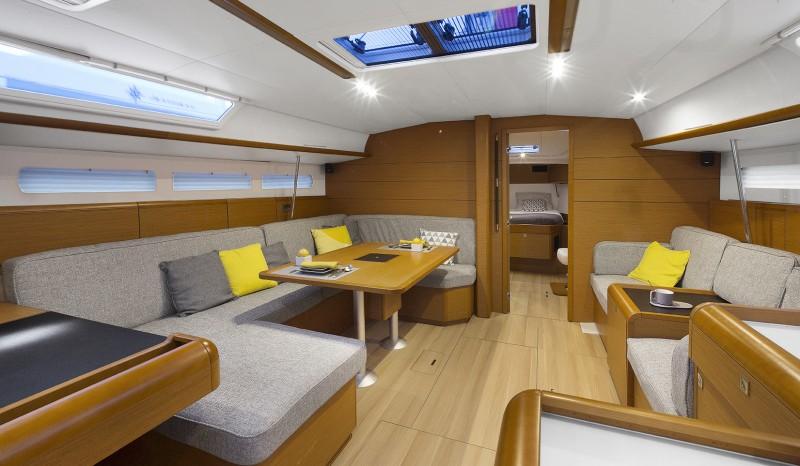 Navalia - Imbarcazione Sun Odyssey 519 8