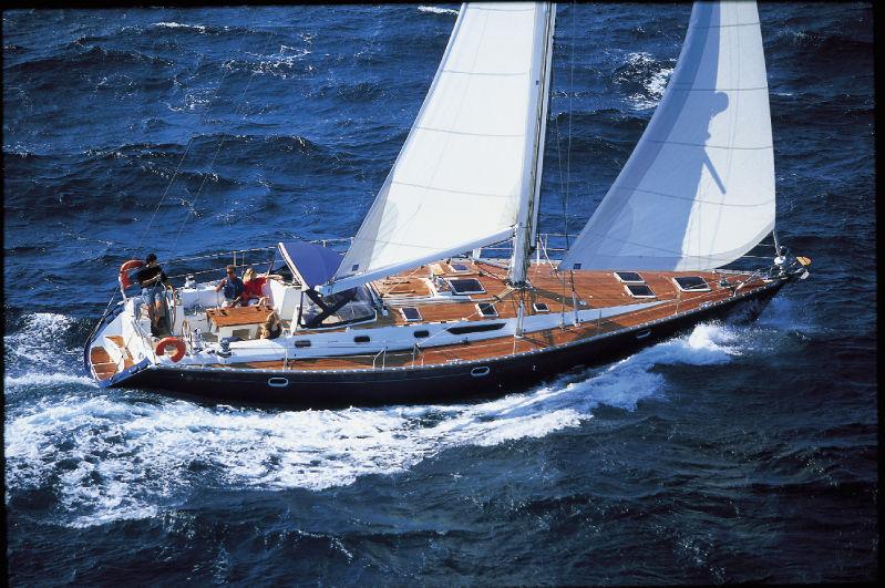 Navalia - Imbarcazione Sun Odyssey 52.2 1