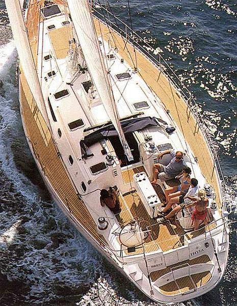 Navalia - Imbarcazione Sun Odyssey 52.2 2