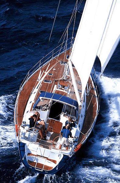 Navalia - Imbarcazione Sun Odyssey 52.2 3