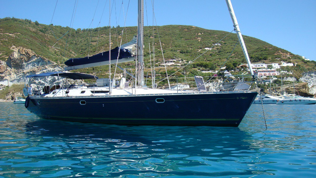 Navalia - Imbarcazione Sun Odyssey 52.2 4