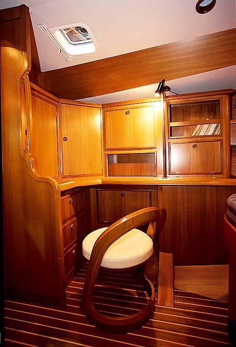 Navalia - Imbarcazione Sun Odyssey 52.2 6