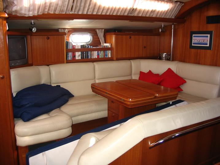 Navalia - Imbarcazione Sun Odyssey 52.2 7