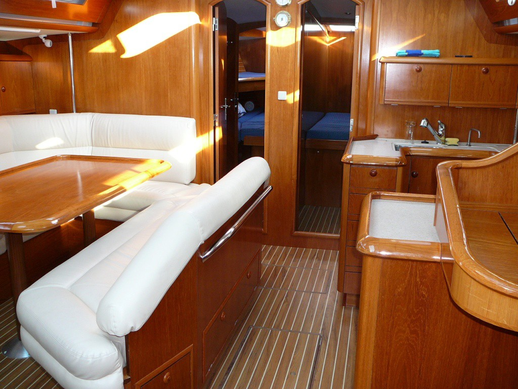 Navalia - Imbarcazione Sun Odyssey 52.2 8