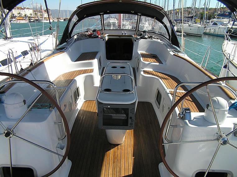 Navalia - Imbarcazione Sun Odyssey 54 DS 3