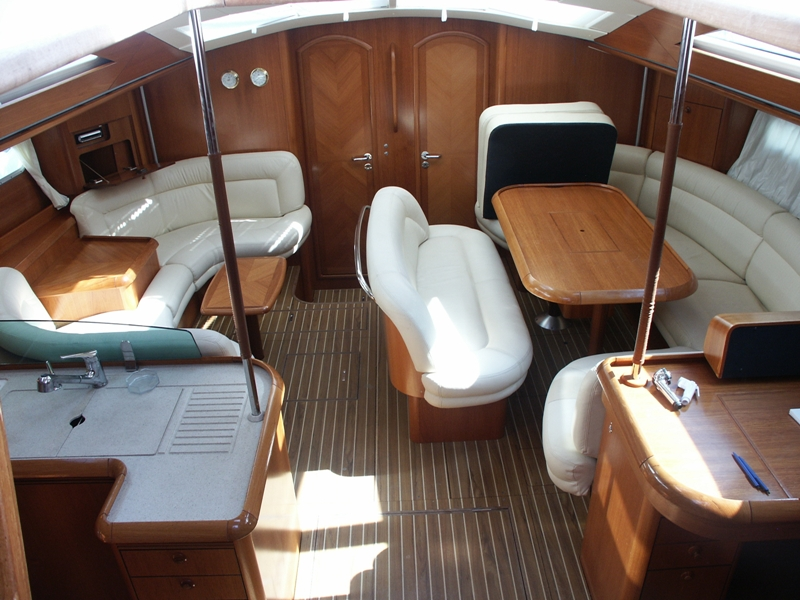 Navalia - Imbarcazione Sun Odyssey 54 DS 4