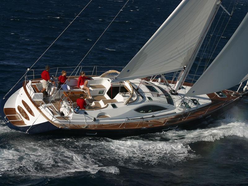 Navalia - Imbarcazione Sun Odyssey 54 DS 1