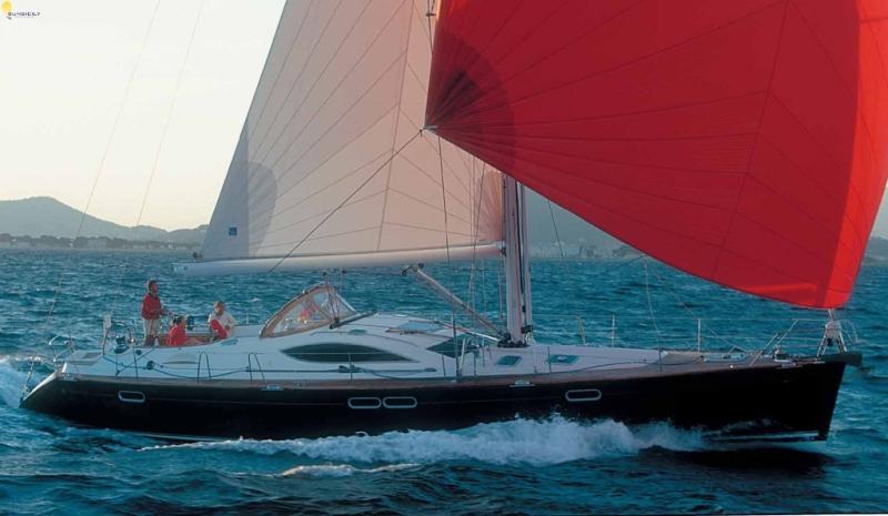 Navalia - Imbarcazione Sun Odyssey 54 DS 2