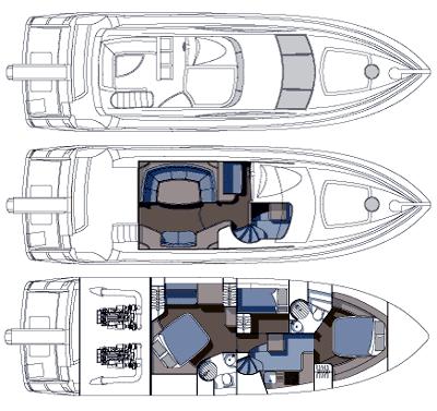 Navalia - Imbarcazione Sunseeker 50 Manhattan 9