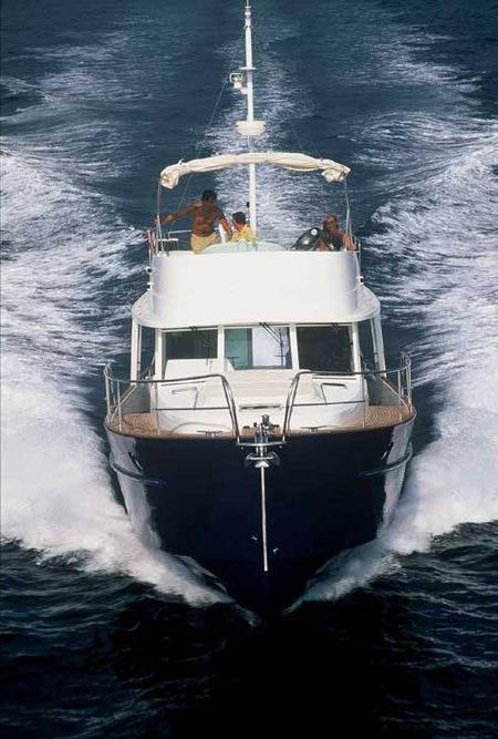 Navalia - Imbarcazione Beneteau Trawler 42 1