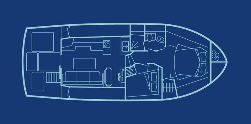 Navalia - Imbarcazione Beneteau Trawler 42 11