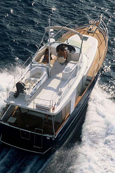 Navalia - Imbarcazione Beneteau Trawler 42 3