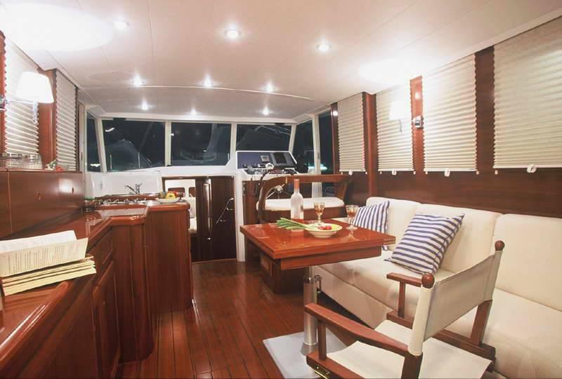 Navalia - Imbarcazione Beneteau Trawler 42 6