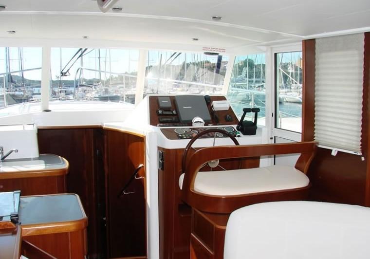 Navalia - Imbarcazione Beneteau Trawler 42 7