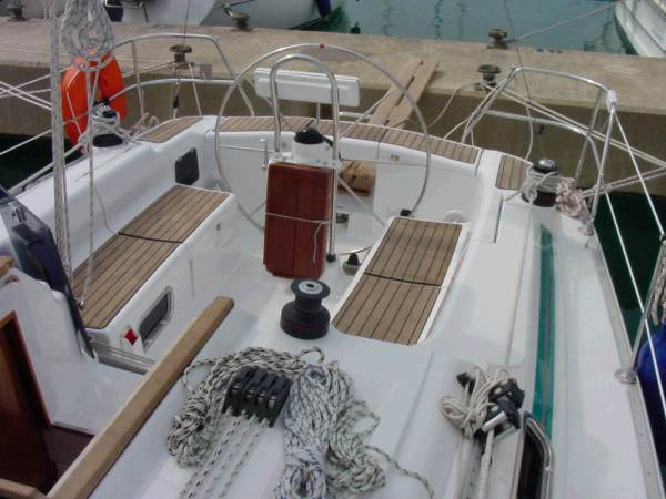 Navalia - Imbarcazione Vektor 36 2