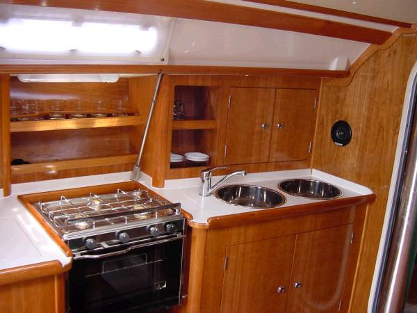 Navalia - Imbarcazione Vektor 36 4
