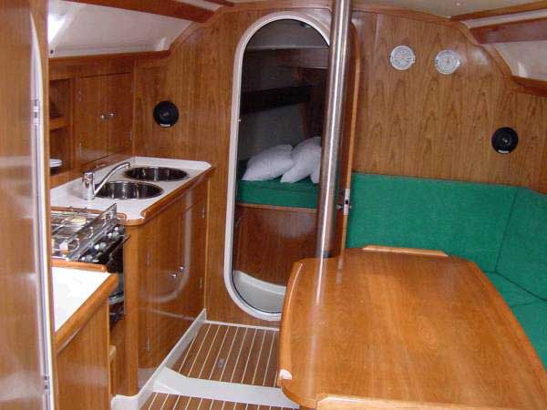 Navalia - Imbarcazione Vektor 361 4