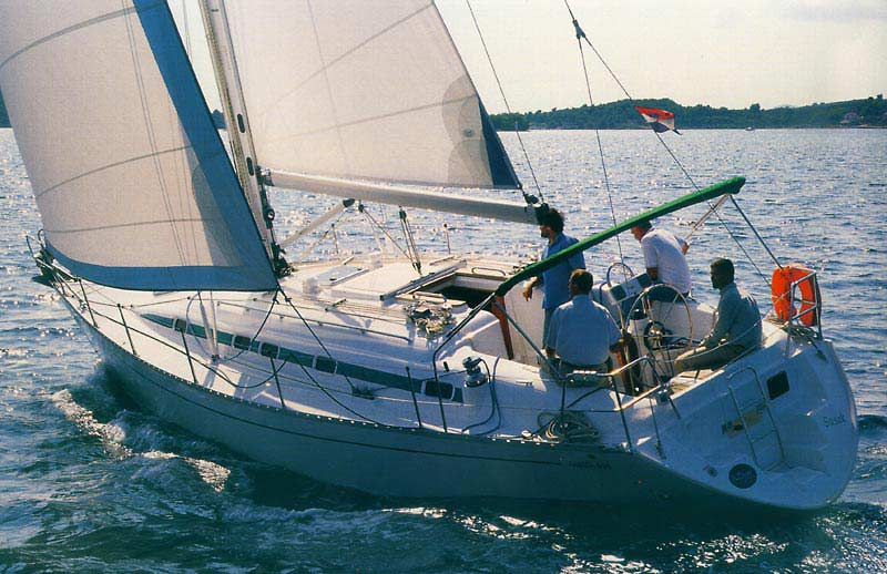 Navalia - Imbarcazione Vektor 401 3